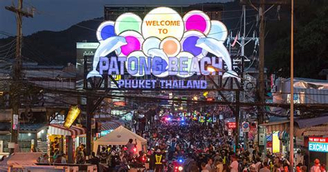 phuket nightlife   bars nightclubs dinner restaurants  patong phuketnet