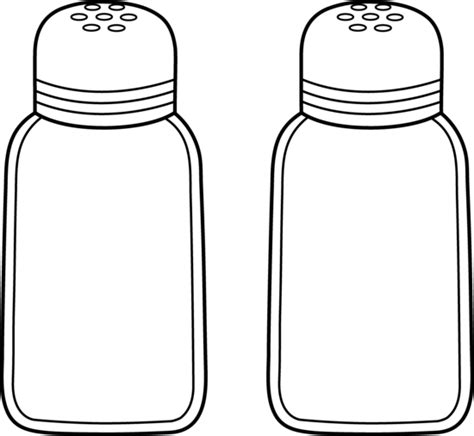 salt and pepper clipart black and white salt clip clipart panda free clipart images