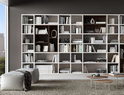 Home Library Custom Bookcases & Shelves