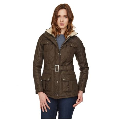 womens quilted jackets barbour s league quilted jacket barbour