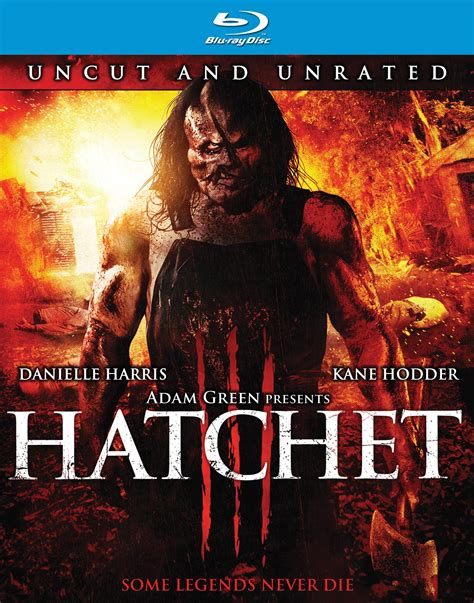 hatchet iii dvd release date august
