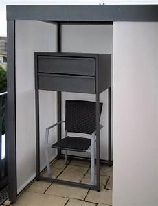 Wetterfester Stoff Gartenmöbel : metall werk z rich ag stauraum f r balkon ~ Buech-reservation.com Haus und Dekorationen