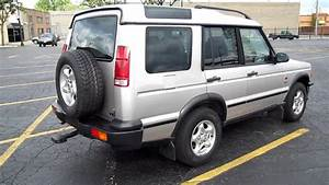 2001 Land Rover Discovery Se7 111k