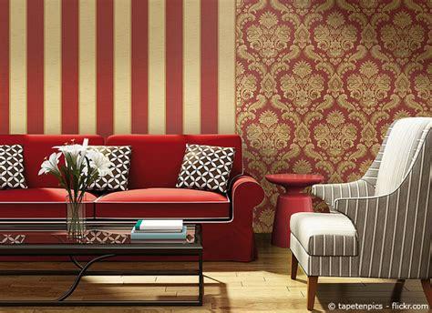 Tapeten Ideen Fürs Wohnzimmer by Tapeten Ideen Ungeahnt Vielseitig Deko F 252 R Den Wohnraum