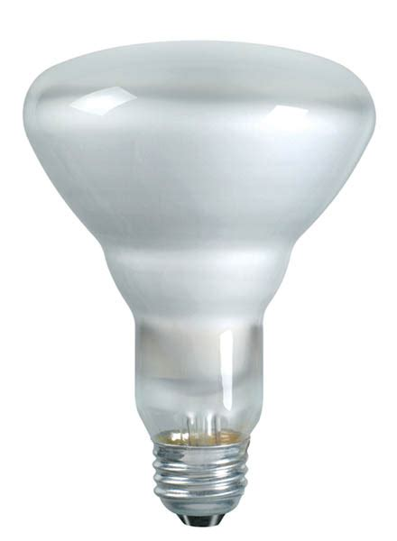 65 watt br30 130 volt philips reflector flood light bulb