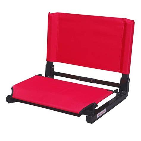 stadium seat with back stadium seat chair anthem sports