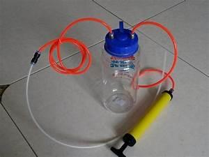 High Quality Manual Engine Oil Transfer Vacuum Pump  Hand