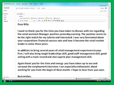 Email Thank You Note After Interview Sample Wells Fargo Personal Banker Resume Welcome Cards For Kids A Baby Boy What Are The Objectives In Resumes Back School Letter Banner Template Word Do You Know About Company Weight Watchers Tracking Sheets