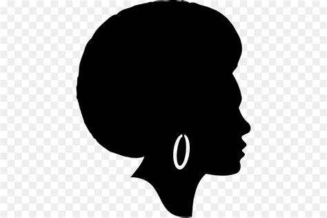 Vector illustration of african american type woman's face with curly hair. Free Christian Cross Clipart, Download Free Clip Art, Free ...