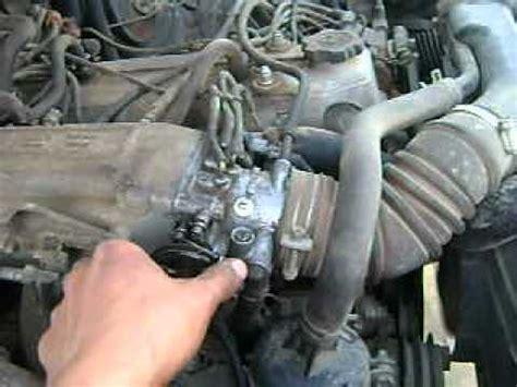 motor pickup   efi obturador youtube