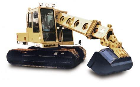 gradall xl  iii mcclung logan equipment company