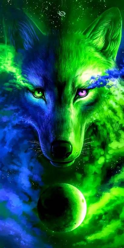 Wolf Galaxy Zedge