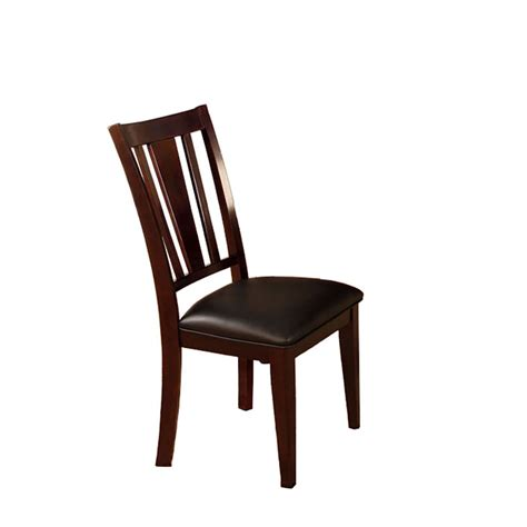 leatherette dining chair kmart