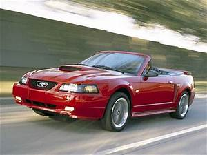 Used 2003 Ford Mustang GT Premium Convertible 2D Pricing | Kelley Blue Book