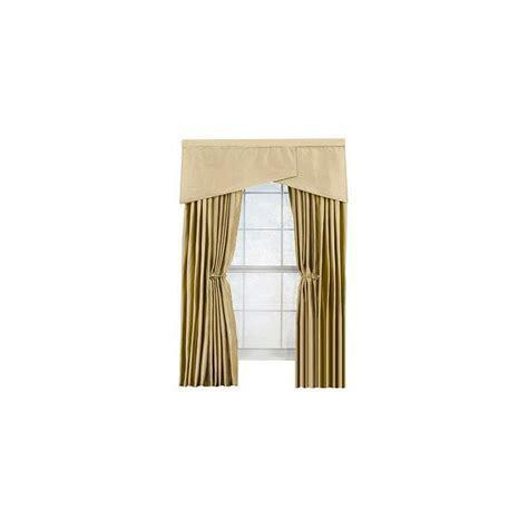 Cotton Silk Rod Pocket Panel   Curtain Drapery.com