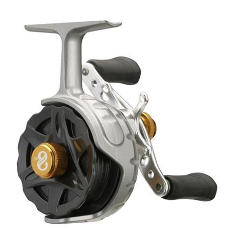 tackle cold gear inline ice reels fishusa
