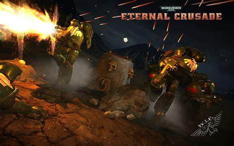 Warhammer 40k Eternal Crusade Coraz Bliżej. Hurra!