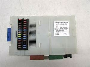 2008 Land Rover Lr2 Interrior Fuse Box 6g9t