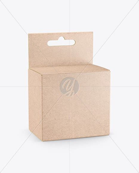 Find & download free graphic resources for box mockup. Download Kraft Paper Box w/ Hang Tab Mockup PSD