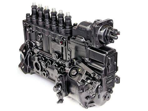 Bosch Fuel Pump Information Big Bear Engine Company