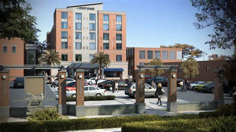 Hotels In Columbia Sc Hyatt Place Review