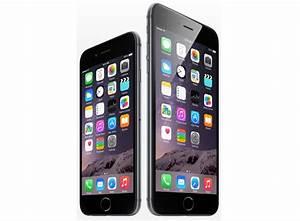 Iphone 6 E Iphone 6 Plus  Conhe U00e7a As Diferen U00e7as Entre Os