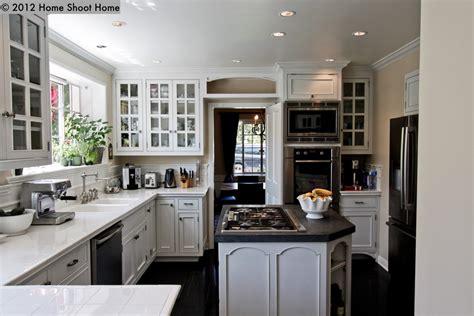 Remodel Kitchen Island Ideas - pasadena colonial