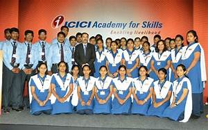 Icici Academy For Skills To Train Coimbatore Youths