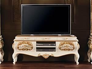 Meubles En Bois Massif : 11105 meuble tv by modenese gastone group ~ Melissatoandfro.com Idées de Décoration