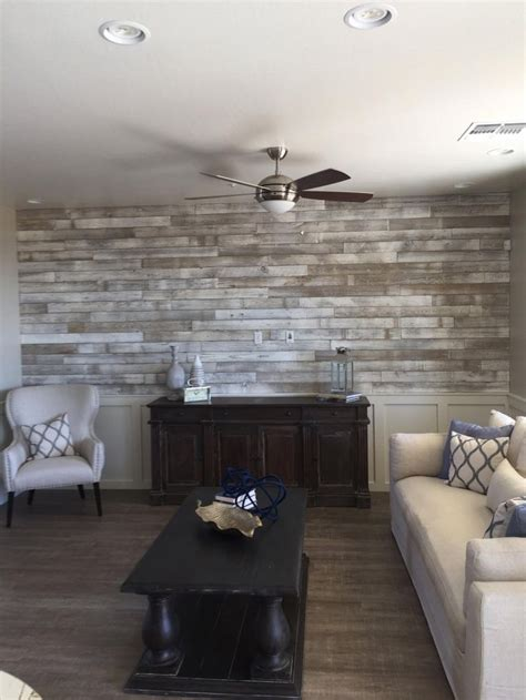 reclaimed wood wall paneling white washed 1 sqft etsy