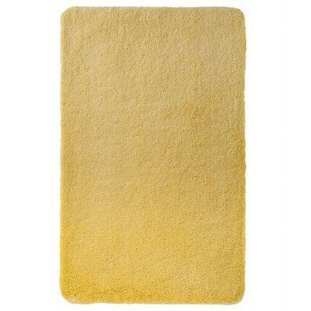 yellow throw rug threshold plush sun yellow performance bath rug skid