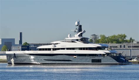 Yacht Elandess by Yacht Elandess Abeking Rasmussen Charterworld Luxury