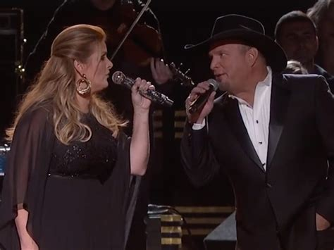 garth and trisha duet can garth and trisha duet you bet your sweet bippy they can watch wkdf fm