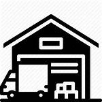 Warehouse Icon Clipart Icons Delivery Shipping Symbol