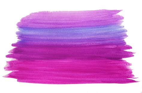 crayon set 4 in 1 png brush strokes brush stroke paint brush