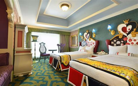 the most unique theme park hotel rooms in the world travel leisure