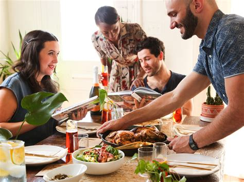 How To Host A Cookbook Club