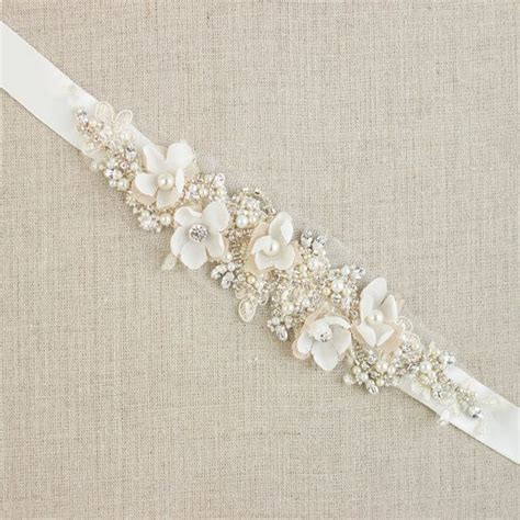 wedding belt bridal belt wedding dress belts sashes by