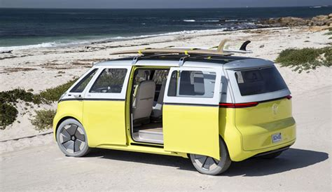 volkswagen bus volkswagen is remaking the classic vw bus the inertia