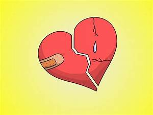 How to Draw a Broken Heart: 9 Steps (with Pictures) - wikiHow