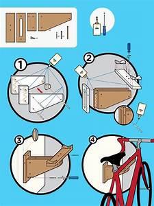 Bike Rack Kit Instructions By Brian Talbot  Via Behance