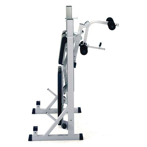 used weight bench york b540 2 in 1 weight bench
