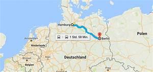 Berlin Hamburg Entfernung : hamburg berlin google maps zug entfernung ~ Watch28wear.com Haus und Dekorationen
