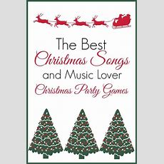 60+ Of The Best Christmas Songs Ever  Play Party Plan