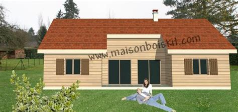 Maison En Bois Prix Au M2 4029 by Plans Et Prix Au M2 De Maisons Bois Et Chalets Bois