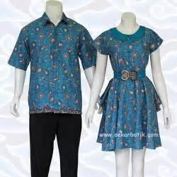 gamis modern batik modern toska sb77 koleksi baju batik sarimbit