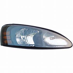 Pontiac Grand Prix Headlight Assembly Parts  View Online