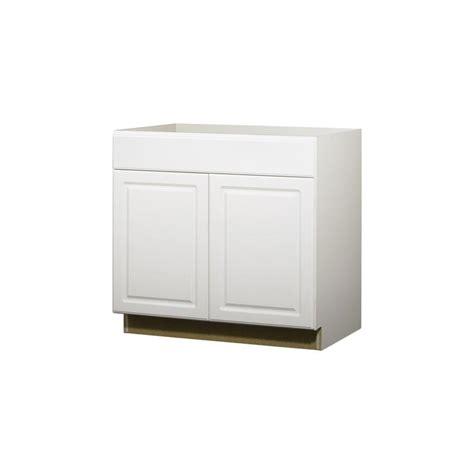 lowes white cabinet doors shop now concord 36 in w x 35 in h x 23 75 in d