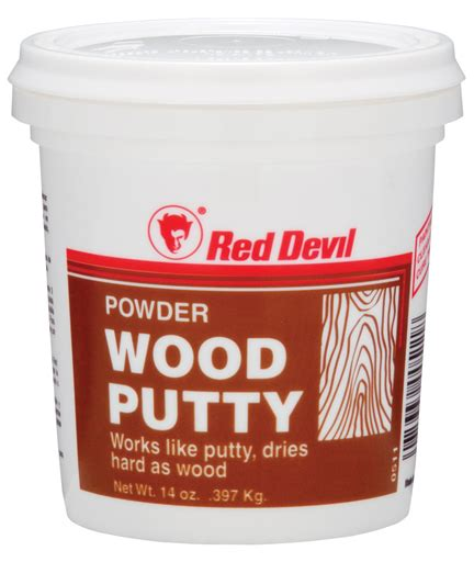 types  wood filler  wood putty