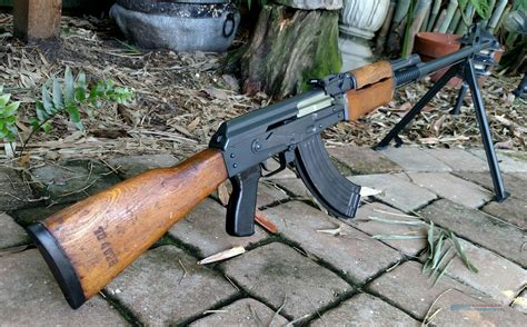 Please keep in mind that i have no medical training. Yugo M72 RPK AK-47 Type Chrome Lined Heavy Barr... for sale